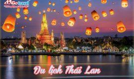 Du lịch Thái Lan với những điểm đến cực hot