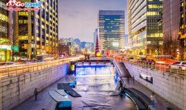 Du lịch Hàn Quốc và những điểm đến không thể bỏ qua