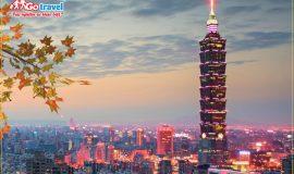 Chuẩn bị gì khi đi du lịch Đài Loan?