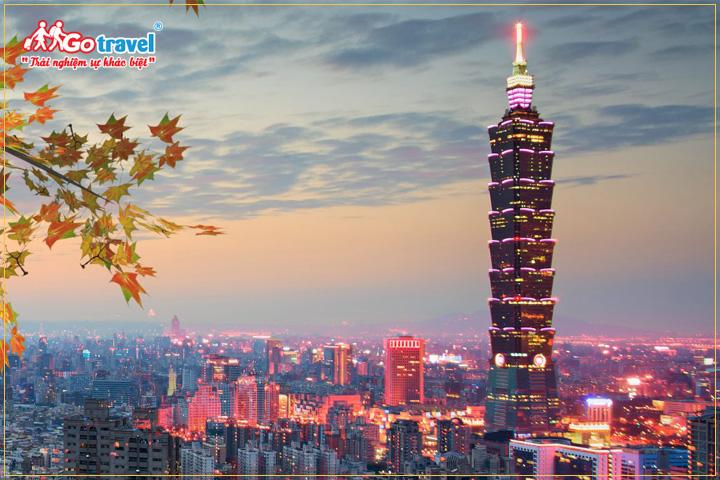 Chuẩn bị gì khi đi du lịch Đài Loan