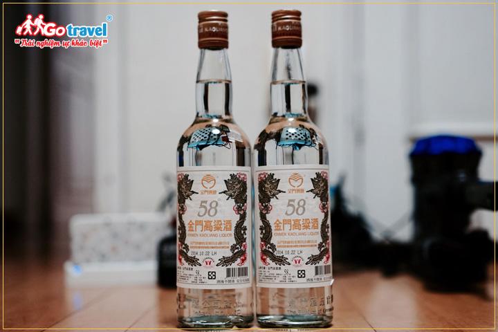 Mua rượu Đài Loan làm quà