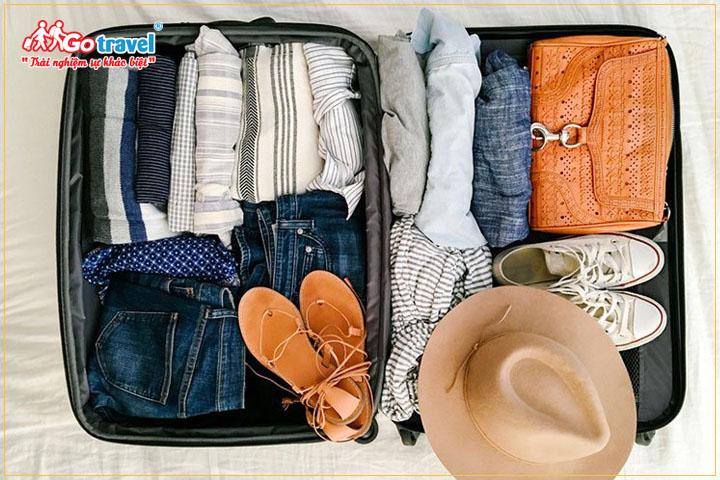 Chuẩn bị vật dụng cá nhân khi đi du lịch Hàn Quốc