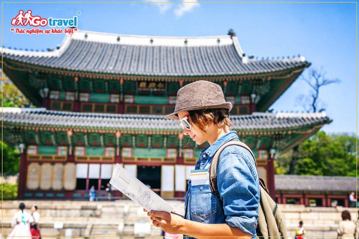 Kinh nghiệm du lich Hàn Quốc tự túc